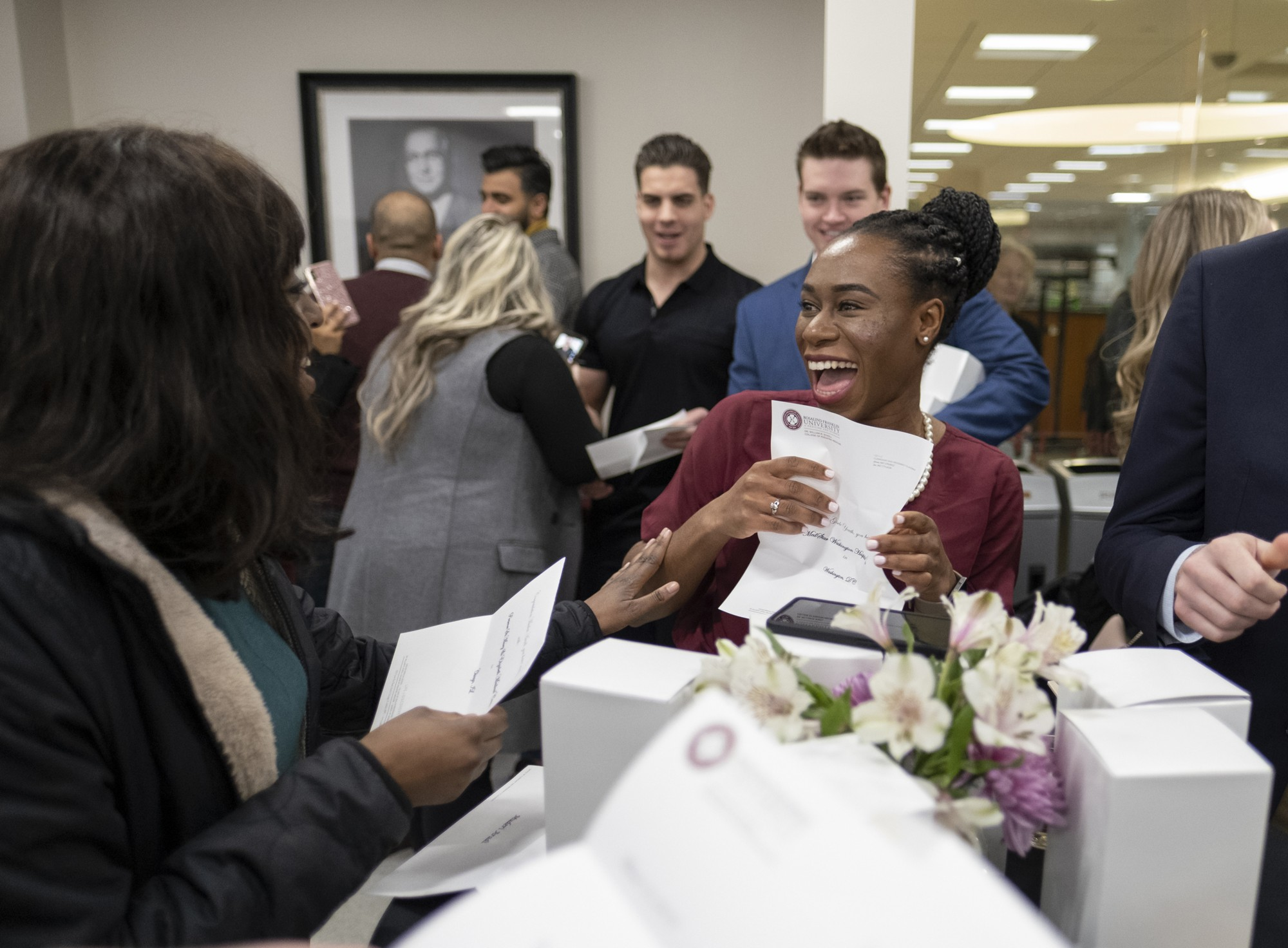Scholl College Celebrates 100 Percent Match Placement