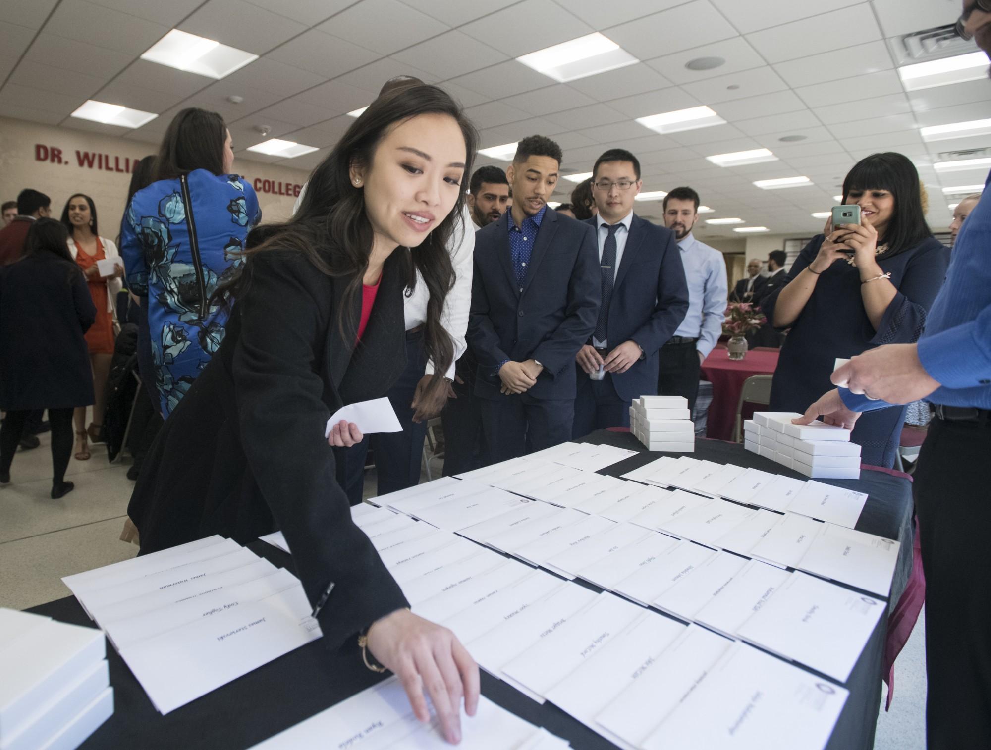 Scholl College Class of 2018 Achieves 100 Percent Match Rate