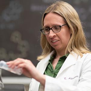 Dr. Kristen Ahlschwede