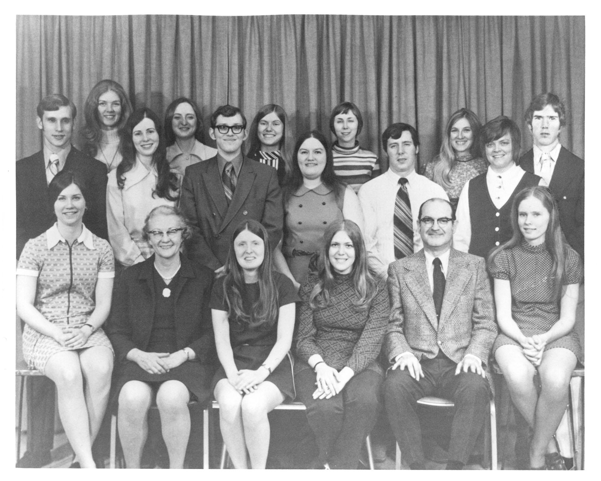 PT Class of 1972